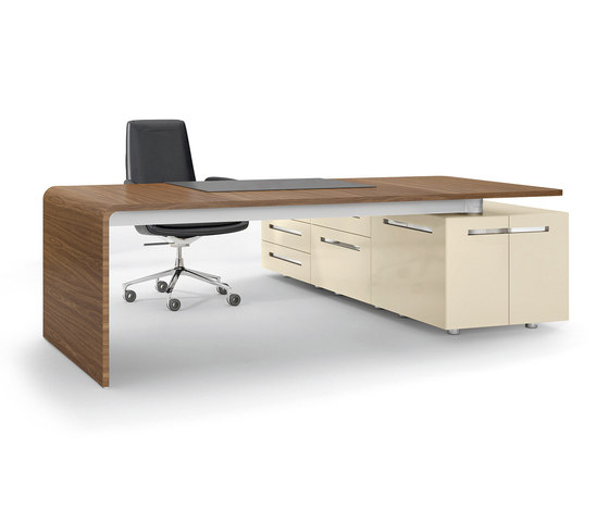 Lane office table de RENZ | Bureaux de direction