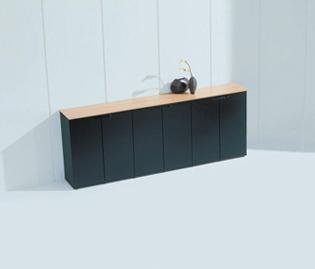 Ypsilon by PHILIP | Cabinets