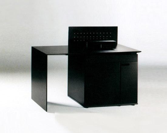 Prisma computer table de PHILIP | Mesas para ordenador