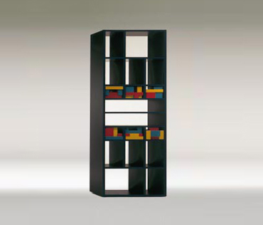 Corner by PHILIP | Shelving systems