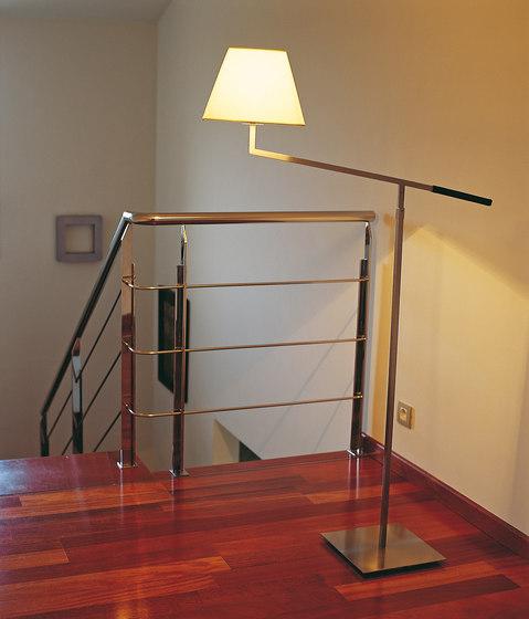 Carlota floor lamp by BOVER | General lighting