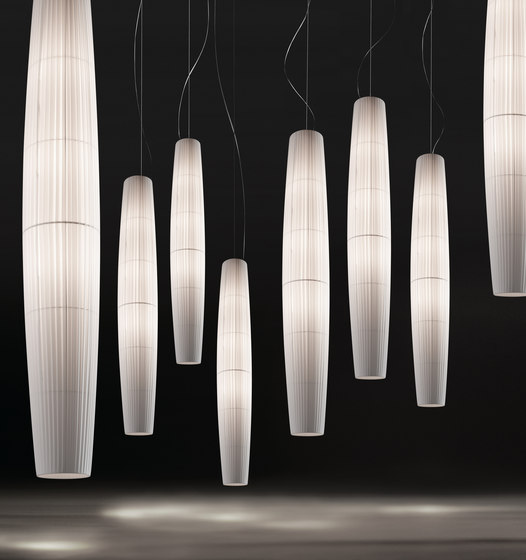 Maxi 01 pendant lamp by BOVER | General lighting