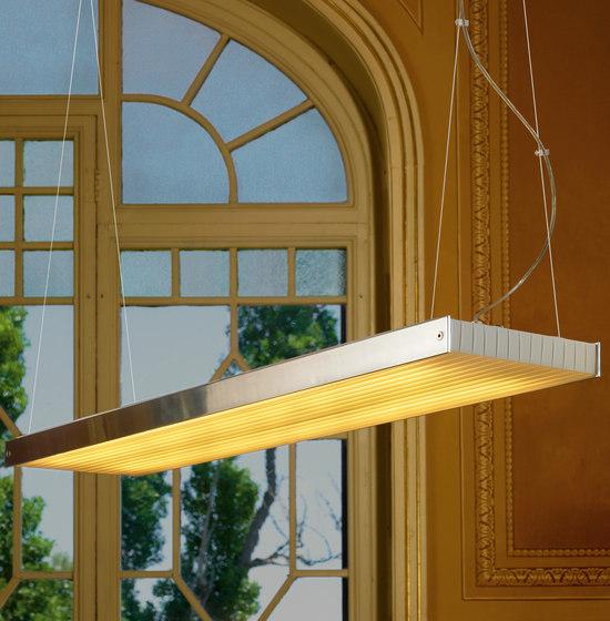 Silantra 07 Pendelleuchte von BOVER | Allgemeinbeleuchtung