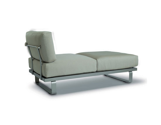 Natal Sofa 2-seater by Tribu | Sun loungers