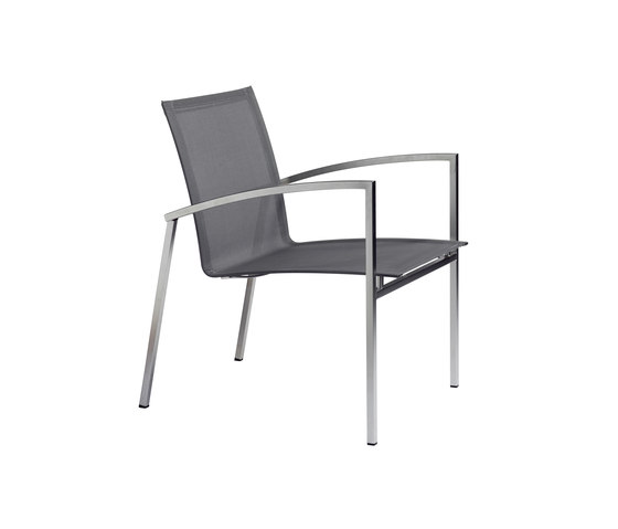 Mystral Casual chair by Tribù | Garden armchairs