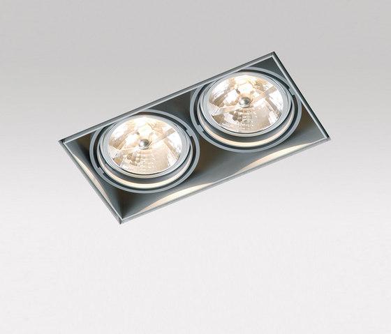 Grid In Limit ZB 2 QR - 202 65 00 02 by Delta Light | Spotlights