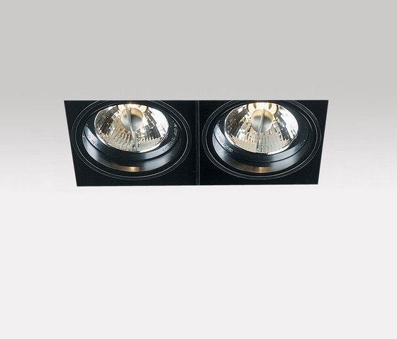 Minigrid In Trimless | Minigrid In Trimless 2 QR - 202 71 00 02 by Delta Light | Spotlights