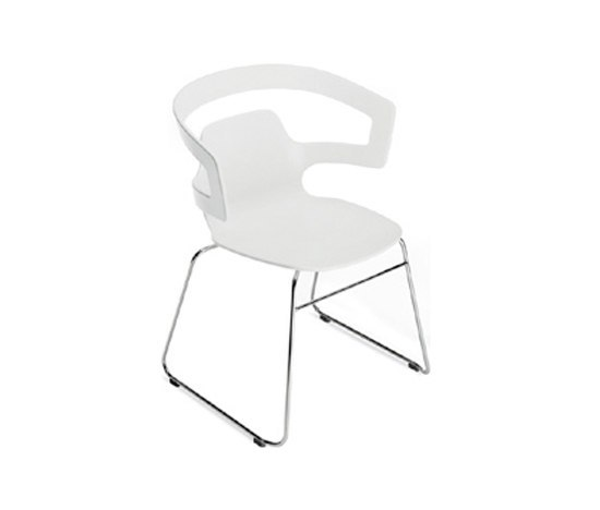 segesta chair 501 by Alias | Multipurpose chairs