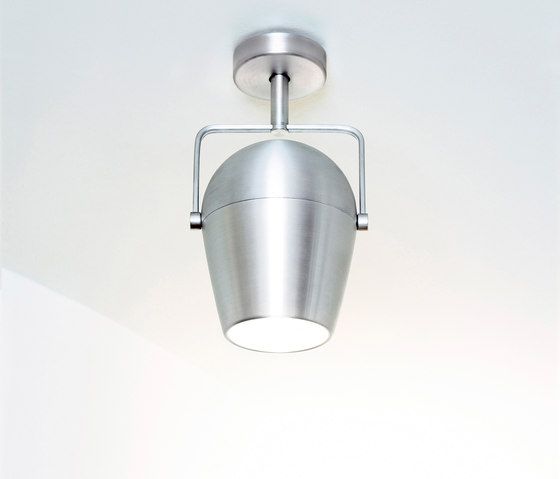 Pan Am Ceiling by serien.lighting | Ceiling-mounted spotlights