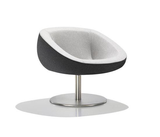Wok BU 4100/4101 by Andreu World | Lounge chairs