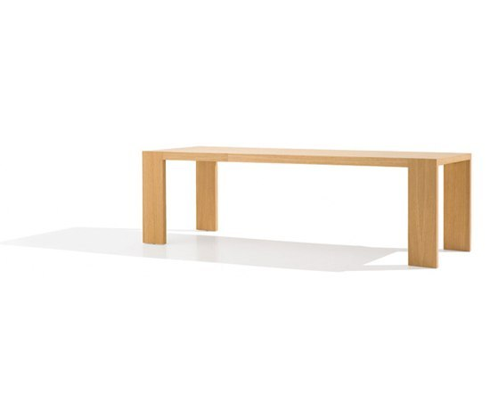 Solid MX 3557 by Andreu World | Dining tables