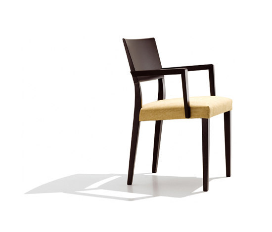 Britt SO 1051 de Andreu World | Chaises de restaurant