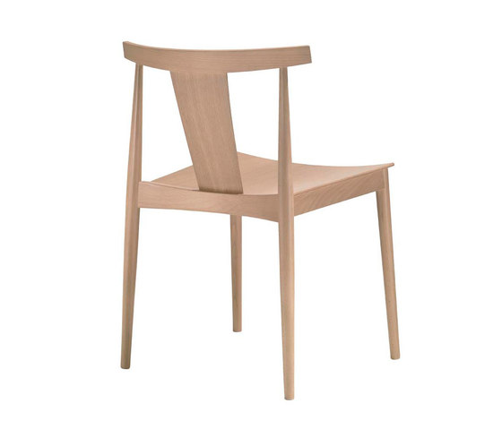 Smile SI 0325 by Andreu World | Chairs