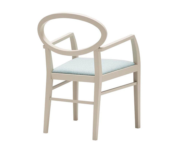 Zarina SO 1710 by Andreu World | Restaurant chairs