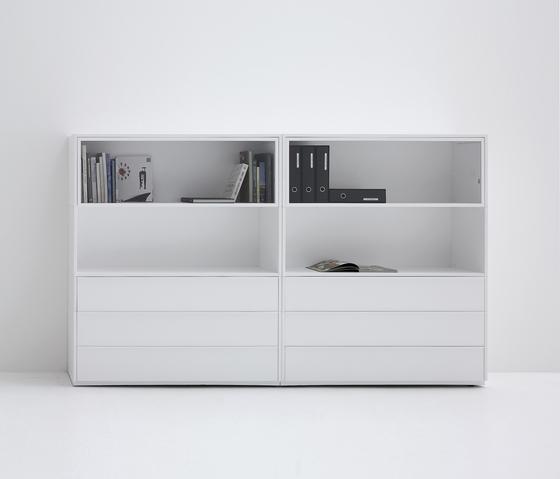 Whitecase by MDF Italia | Shelves