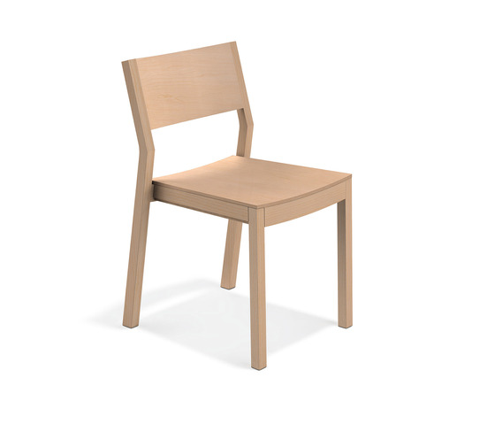 Woody 3207/00 by Casala | Multipurpose chairs