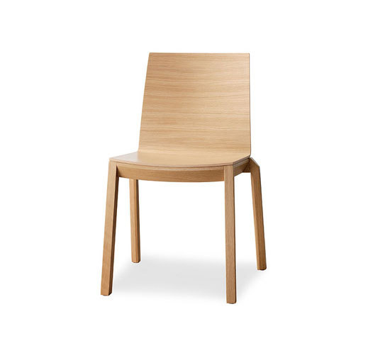 arta stacking chair by Wiesner-Hager | Visitors chairs / Side chairs