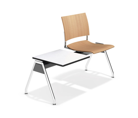 Feniks Traverse table top by Casala | Beam / traverse seating