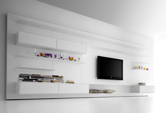Elevenfive 08* by MDF Italia | Multimedia sideboards
