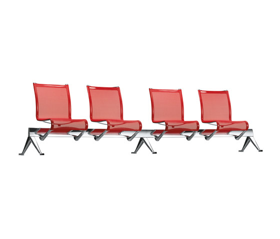 frame floatingframe BA4 by Alias | Beam / traverse seating