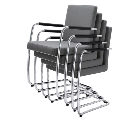Dexter by Bene | Visitors chairs / Side chairs