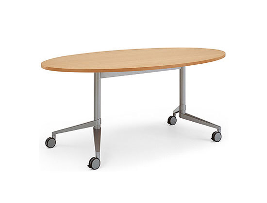 flex-table Ellipse table by Wiesner-Hager | Multipurpose tables