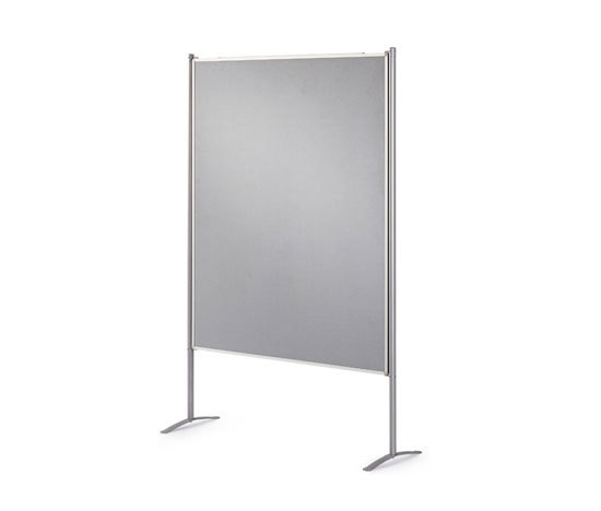flex-table Media screen by Wiesner-Hager | White boards