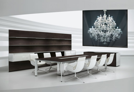 AL | Conference by Bene | Multimedia conference tables