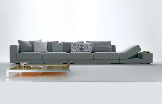 Sliding by MDF Italia | Sofas