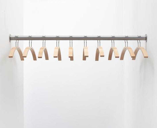 Tubulus TW by van Esch | Built-in wardrobes