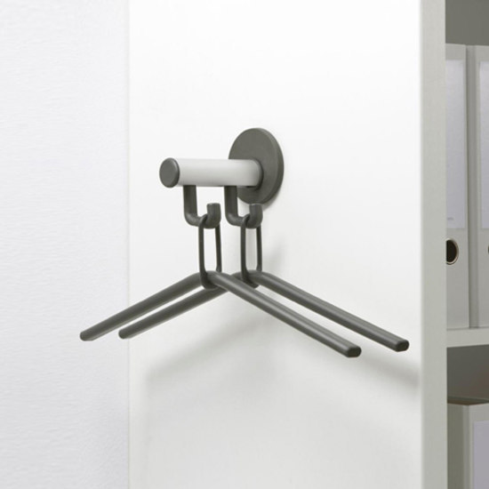 Tertio H16 Magnetic by van Esch | Coat hooks