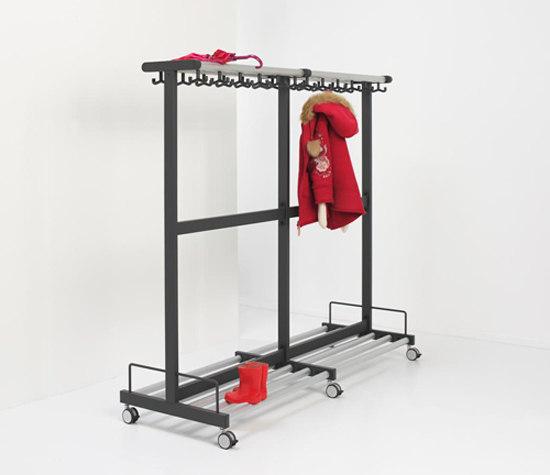 Tertio Junior by van Esch | Coat racks