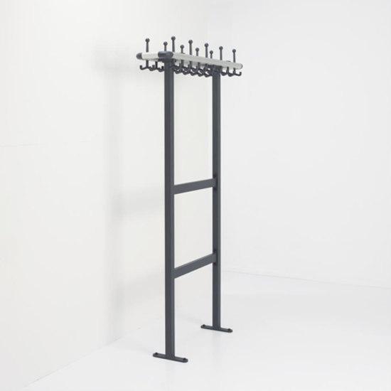 Tertio VT by van Esch | Cloakroom systems