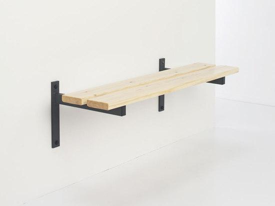 Tertio BW by van Esch | Changing room furnishings