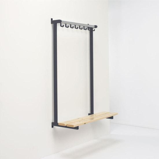 Tertio BEW by van Esch | Changing room furnishings