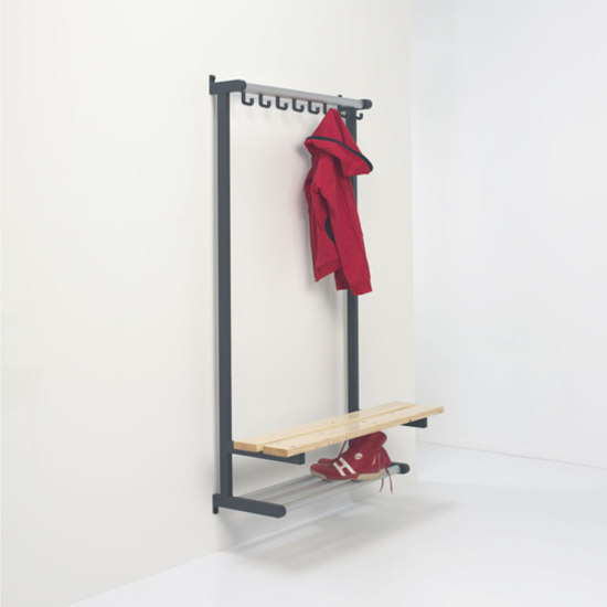 Tertio BEWS by van Esch | Changing room furnishings