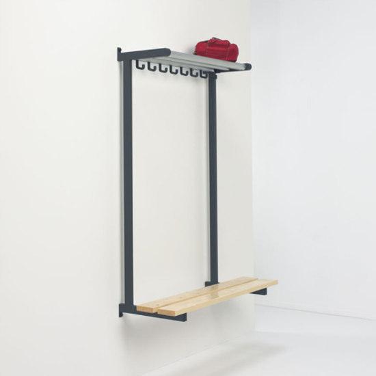 Tertio BEW+ by van Esch | Changing room furnishings