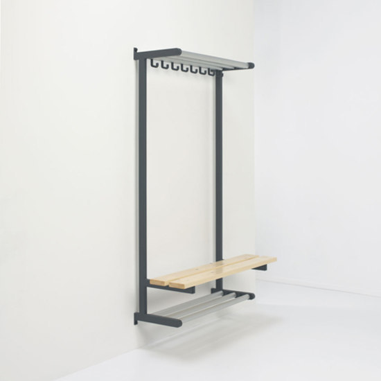 Tertio BEWS+ by van Esch | Changing room furnishings
