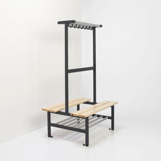 Tertio BDVS+ by van Esch | Changing room furnishings