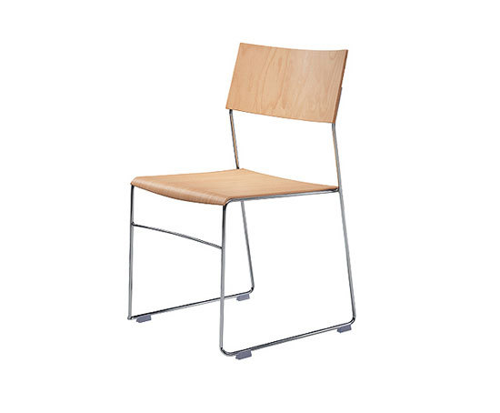 outline chair de Wiesner-Hager | Sillas de visita