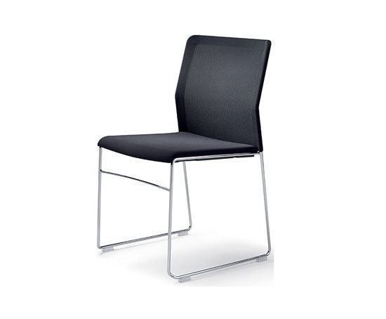 outline chair by Wiesner-Hager | Visitors chairs / Side chairs