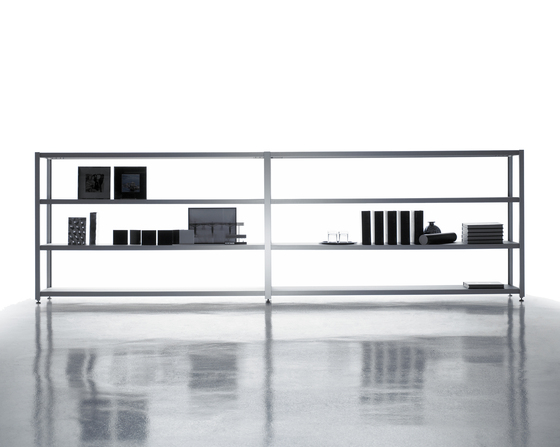 Hanka by Sellex | Office shelving systems