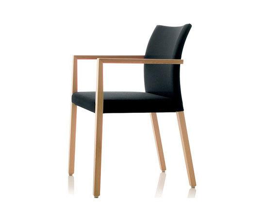 S15 Armlehnstuhl von Wiesner-Hager | Besucherstühle
