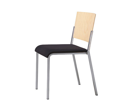 sign chair di Wiesner-Hager | Sedie visitatori