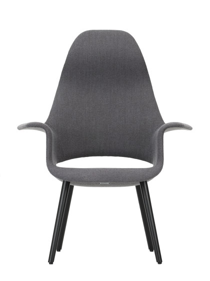 Organic Highback by Vitra | Restaurant chairs