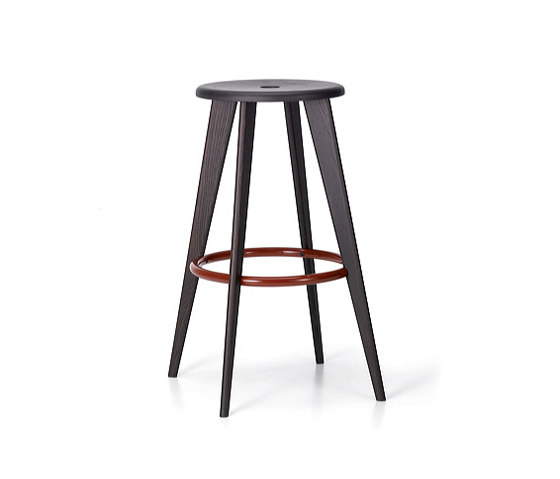 tabouret haut bar stools from vitra architonic. Black Bedroom Furniture Sets. Home Design Ideas
