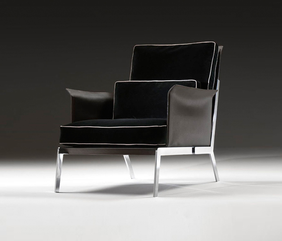 Happyhour armchair by Flexform | Lounge chairs