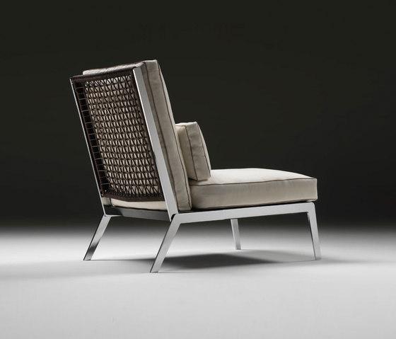 Happy armchair de Flexform | Fauteuils d'attente