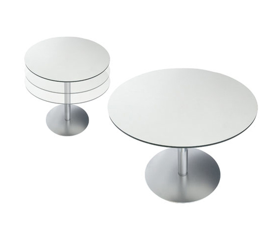 Rondo by lapalma | Cafeteria tables