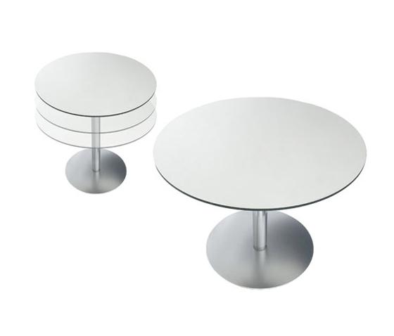 Rondo by lapalma | Bistro tables
